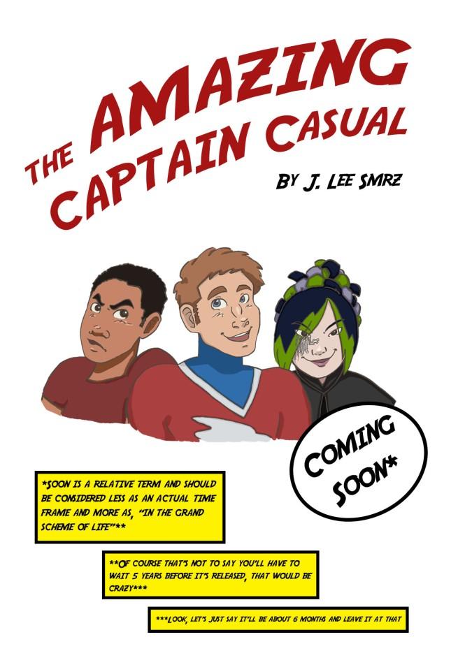 Captain Casual Trio Promo