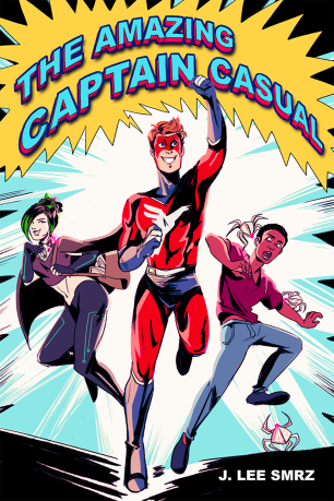 Captain Casual Cover